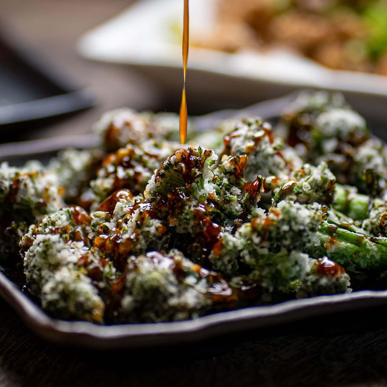 Salt - Pepper Broccoli